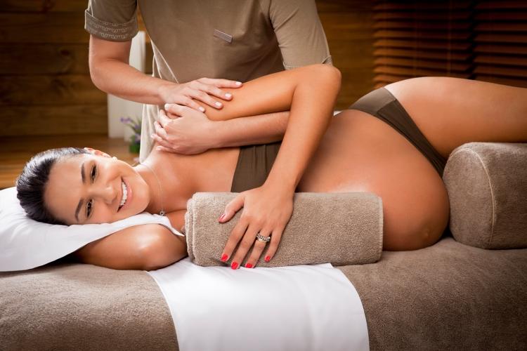 masaje prenatal